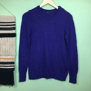 {3/$25} gap luxe • soft sweater
